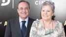 Muere Pitina, la mujer de Florentino Pérez, presidente del Real Madrid