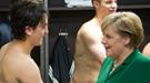 Eurocopa 2012: La polémica visita de Alemania al campo de concentración de Auschwitz