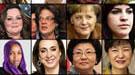 Angelina Jolie, Lady Gaga, Hillary Clinton... Las mujeres más valientes del mundo