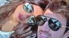 Cesc Fábregas y su despampanante novia: vacaciones entre besos y arrumacos