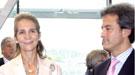 La Infanta Elena y su jefe Fernando Garrido ¿relación sentimental o vieja amistad?