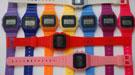 Los relojes de colores arrasan este verano