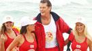 Los nuevos vigilantes de la playa: ¿Justin Bieber y Justin Timberlake?