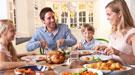 Comer en familia, más sano y equilibrado que comer sola