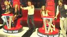 'La Voz': Melendi y Bisbal, récord de audiencia y revolución en Twitter