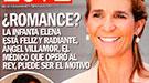 La Infanta Elena, enamorada del médico del Rey: ¿rumor o relación sentimental?