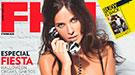 Paula Prendes se desnuda para FHM... otra vez