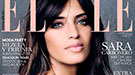 Sara Carbonero se desnuda lo justo para Elle y habla de Iker Casillas