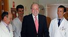El Rey, de nuevo al quirófano: aquel maldito viaje a Botsuana