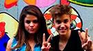 Justin Bieber y Selena Gomez, como Robert Pattinson y Kristen Stewart