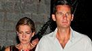 La infanta Cristina e Iñaki Urdangarin abandonan el Palacete de Pedralbes