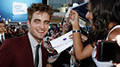Robert Pattinson será Christian Grey en 'Cincuenta sombras de Grey'