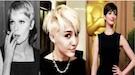 Miley Cyrus y Anne Hathaway, cómo llevar el corte pixie
