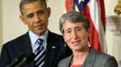 Sally Jewell, la primera mujer del 'nuevo' Obama