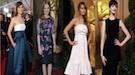 Las mejores vestidas de los Oscar 2013