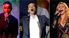 Los favoritos para los Grammy 2013
