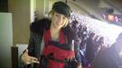 Shakira y su hijo Milan, espectadores de lujo para ver a papá Piqué