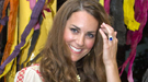 Las fotos de Kate Middleton embarazada: pillada en biquini
