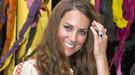 Las fotos de Kate Middleton embarazada: pillada en biquini