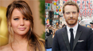 Jennifer Lawrence y sus 'novios': el último, Michael Fassbender