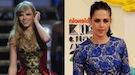 Taylor Swift, Selena Gomez, Kristen Stewart... la moda del brocado