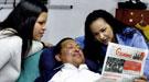 El escándalo de las fotos de Chávez: falsedad y montajes