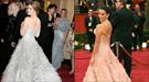 Vestidos de los Oscar 2013 que nos suenan: ¿parecidos razonables o 'déjà vu'?