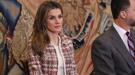 Letizia pone el tweed de moda