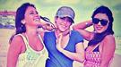 Antonella, Shakira y Daniella: las novias del Barça de cara al clásico