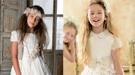 Mi primera comunión, a la moda: tendencias en vestidos de comunión