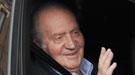 'Aquí estoy otra vez', el humor del Rey Juan Carlos ante su operación