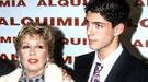 María Jiménez y su hijo, foco de atención por la muerte de Pepe Sancho
