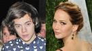 Harry Styles, enamorado: quiere a Jennifer Lawrence como nueva novia