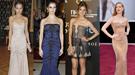 Vestidos palabra de honor, el ganador de los Oscar y Goya 2013