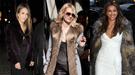 Cuellos y abrigos de piel para el frío: espiamos a las celebrities