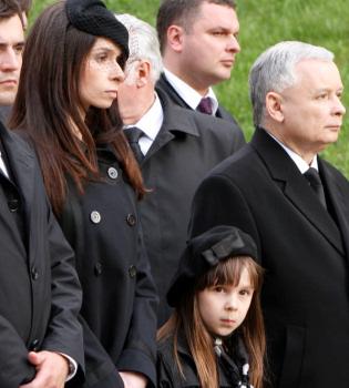 Funeral por el Presidente polaco Lech Kaczynski