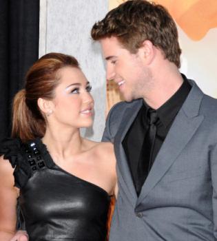 Miley Cyrus se irá a vivir con su novio Liam Hemsworth