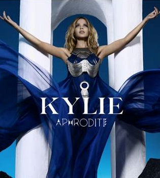 Kylie Minogue regresa como 'Afrodita'