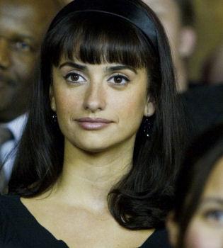 Penélope Cruz, redactora jefe para Vogue