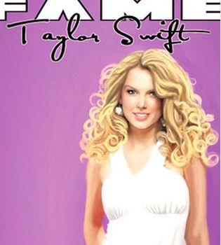 Taylor Swift se convierte en dibujo de cómic