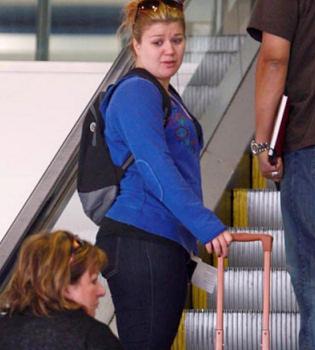 Kelly Clarkson, con problemas de sobrepeso