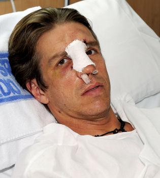 El Cordobés, herido durante una corrida en Barcelona
