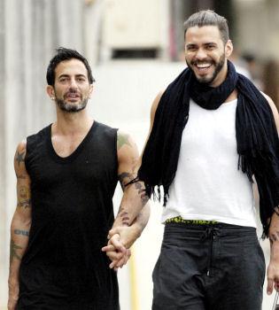 Marc Jacobs rompe con Lorenzo Martone
