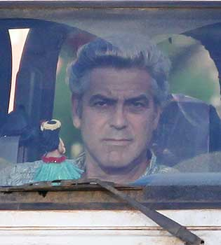 Encontrada una bomba cerca de la casa de George Clooney