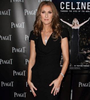 Lanzamiento de Celine Dion por partida doble