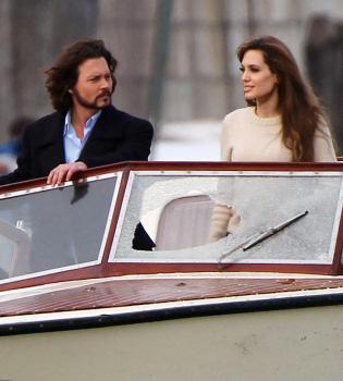 Angelina Jolie y Johnny Depp no se pueden ni ver