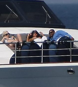 Lady Gaga, pillada sin 'disfrazar' en San Tropez