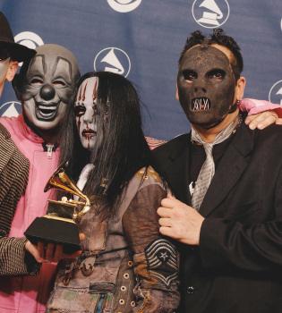 Muere Paul Gray, bajista del grupo de rock Slipknot