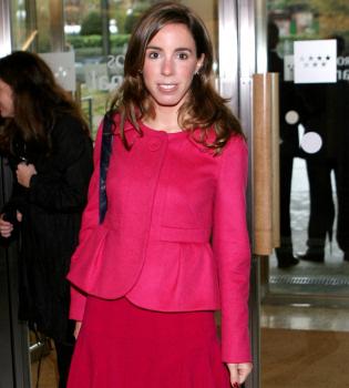 La hija de José María Aznar embarazada... Y van cuatro