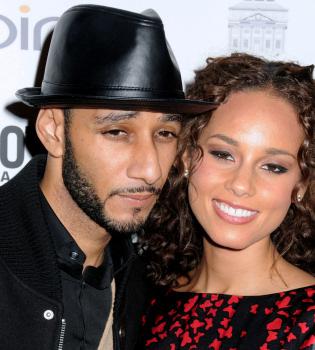 Alicia Keys, embarazada y con planes de boda para finales de año